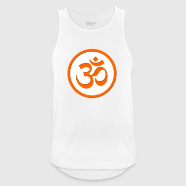 Om - Men's Breathable Tank Top