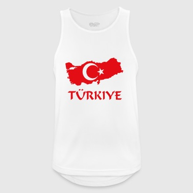 Türkiye turkey turkish home country - Men's Breathable Tank Top