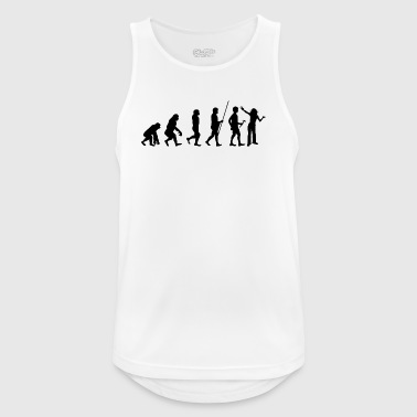 Heartbeat Dancer T-Shirt Gift Sports Music - Men's Breathable Tank Top