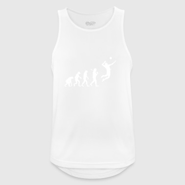 Evolution Volleyball Player Gift Sport Volley - Men's Breathable Tank Top