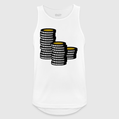 Cash - Men's Breathable Tank Top