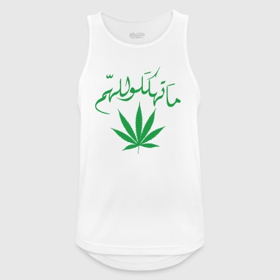 leaf - Men's Breathable Tank Top
