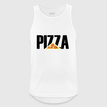 Pizza - Pizza - Pizza - Men's Breathable Tank Top