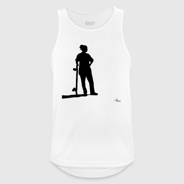 ELLY - Men's Breathable Tank Top
