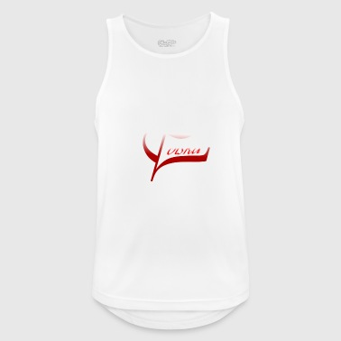 Polska - Men's Breathable Tank Top