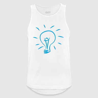 lamp - Men's Breathable Tank Top