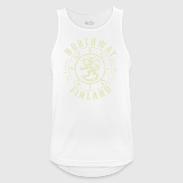 01-06 NORTHWAY KOMPASS FINLAND - Gift Items - Men's Breathable Tank Top