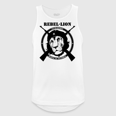 Rebel Lion Victoria - Men's Breathable Tank Top