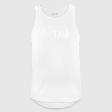 Extra Collection - Men's Breathable Tank Top