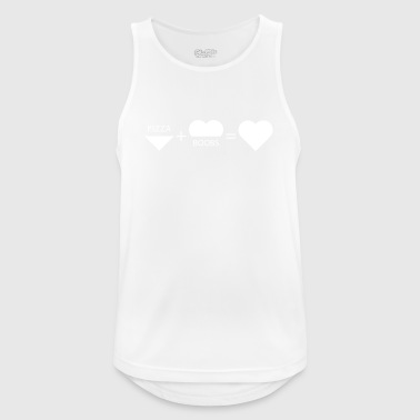 Truth about Love - Men's Breathable Tank Top