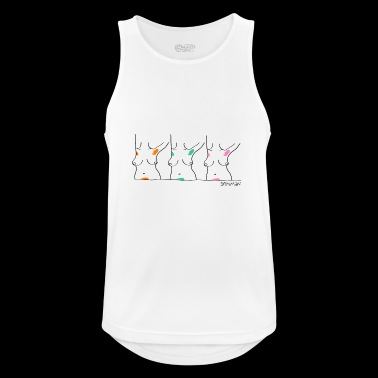 Together - Men's Breathable Tank Top