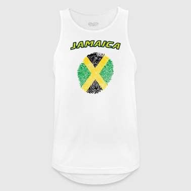 Jamaica - Men's Breathable Tank Top