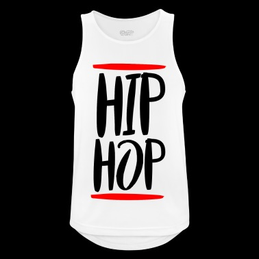 Hip Hop Old School - Männer Tank Top atmungsaktiv