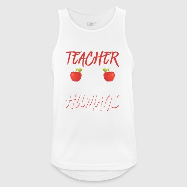 Funny Kindergarten Preschool Teacher - Männer Tank Top atmungsaktiv