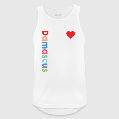 Damascus - Men's Breathable Tank Top