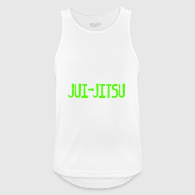 Eat Sleep JUI jitsu GJENTA - Pustende singlet for menn