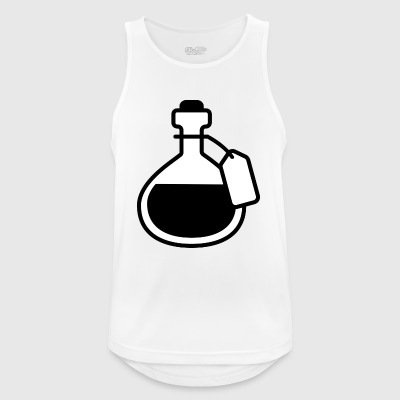 Test tube - Men's Breathable Tank Top
