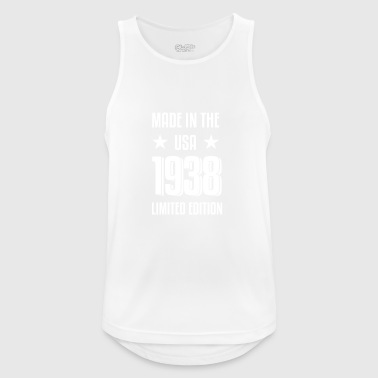 USA 1938 gift for 80 Year Old Man - Men's Breathable Tank Top