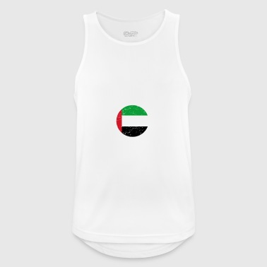 beauty comes from UNITED ARAB EMIRATES png - Men's Breathable Tank Top