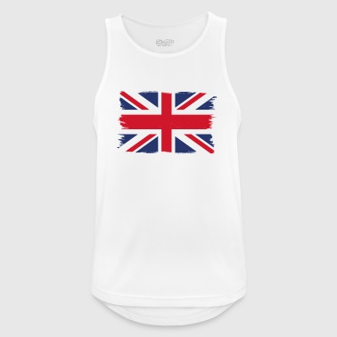 Pride flag flag home origin england png - Men's Breathable Tank Top