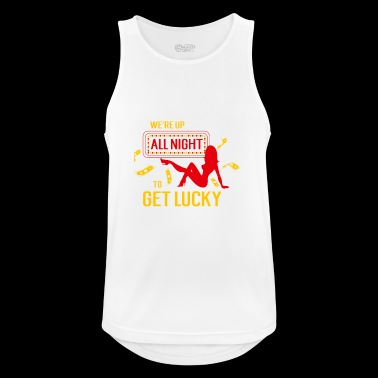 Bachelorette Party Shirt Bachelor Stag Do - Men's Breathable Tank Top