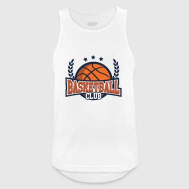 Basketball winners club - Men's Breathable Tank Top