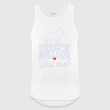 French Bulldog what else? French Bulldog - Men's Breathable Tank Top