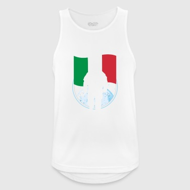 Italy - Men's Breathable Tank Top