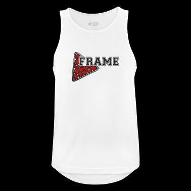 Snooker frame - Men's Breathable Tank Top
