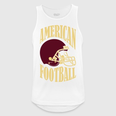 AMERICAN FOOTBALL - Men's Breathable Tank Top