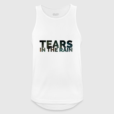Tears in the rain - Men's Breathable Tank Top