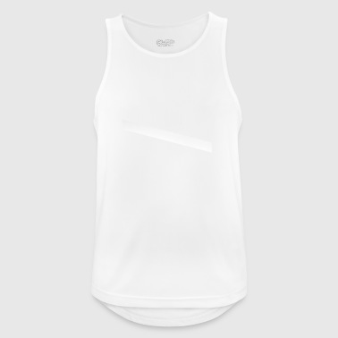 stripes white - Men's Breathable Tank Top