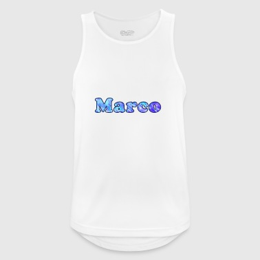 Name: Marco - Men's Breathable Tank Top