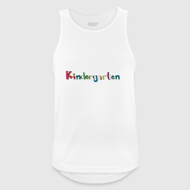 kindergarten - Men's Breathable Tank Top