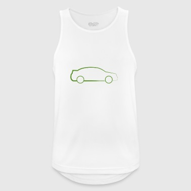 car - Men's Breathable Tank Top