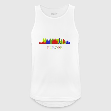 skyline europe - Men's Breathable Tank Top
