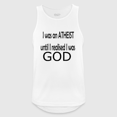 GOD - Men's Breathable Tank Top