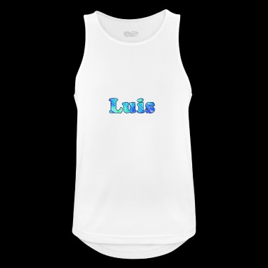 Luis - Men's Breathable Tank Top