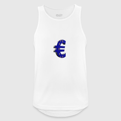 Euro - Men's Breathable Tank Top