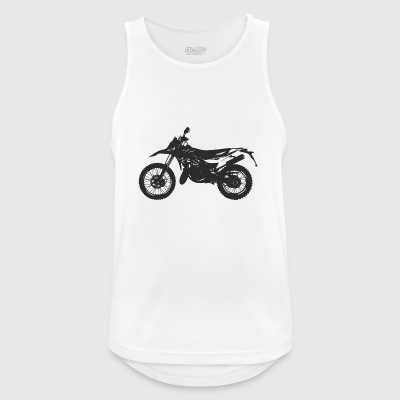 motorcycle - Men's Breathable Tank Top