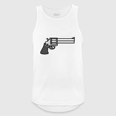 pistol - Men's Breathable Tank Top