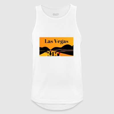 Las Vegas - Men's Breathable Tank Top