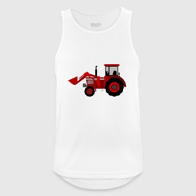 tractor - Men's Breathable Tank Top