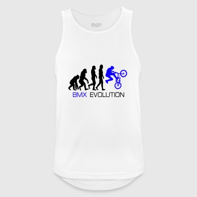 Evolution - Camicia regalo BMX Dirt Bike - Canotta da uomo traspirante
