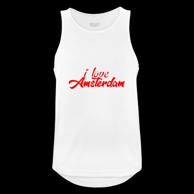 AMSTERDAM - Men's Breathable Tank Top