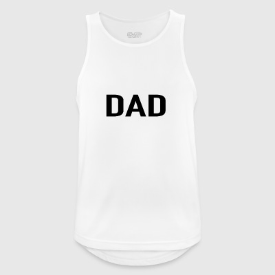 Father Shirt - Best Dad Ever - Men's Breathable Tank Top