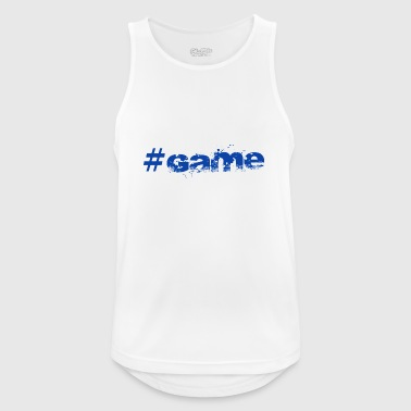 game - Men's Breathable Tank Top