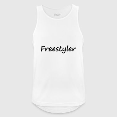 freestyler - Men's Breathable Tank Top