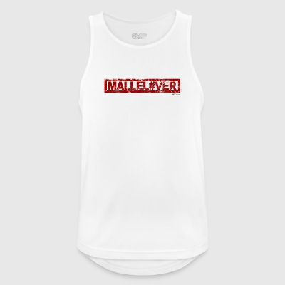 MalleLover - Men's Breathable Tank Top