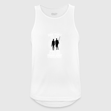 fisherman - Men's Breathable Tank Top
